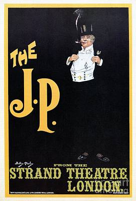 Dudley Hardy The Strand London The Jp Poster