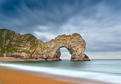 Durdle Door 1 Poster