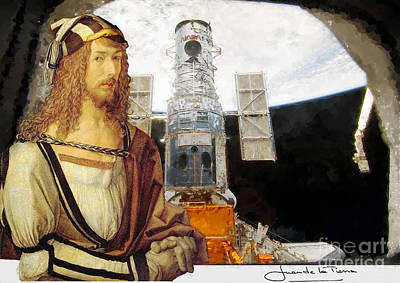 Durero At The Atlantis  Poster