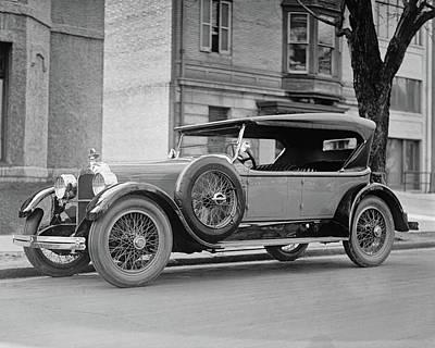 Dusenberg Car Circa 1923 Poster