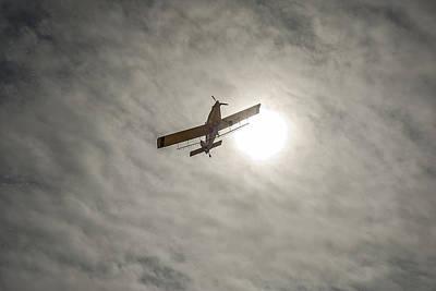 Duster's Sky Poster