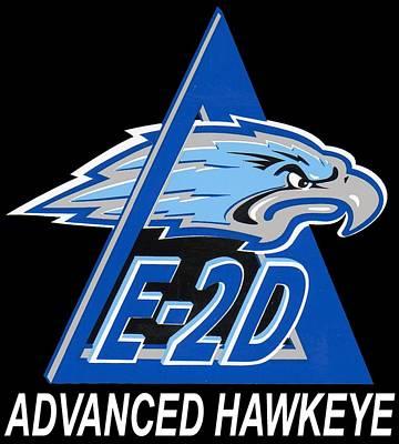 E-2d Advanced Hawkeye Poster