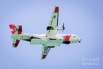 Eads Hc-144 Ocean Sentry IIi Poster by Rene Triay Photography