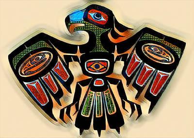 Eagle Symbol 2 Poster
