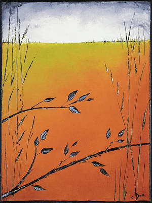 Early Spring  Poster by Carolyn Doe