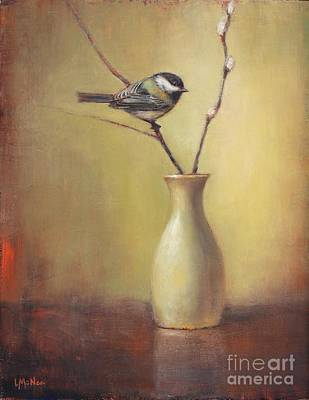Early Spring Still Life Poster by Lori McNee