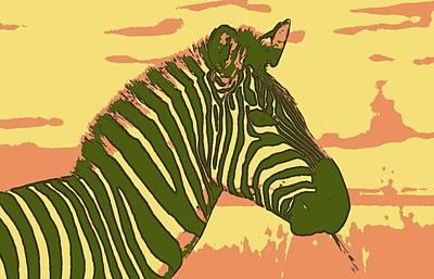 Earned Stripes Poster