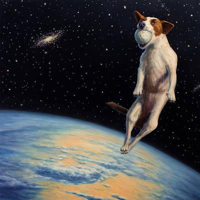 Earthbound Dream Poster