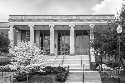 East Tennessee State University Dossett Hall Poster