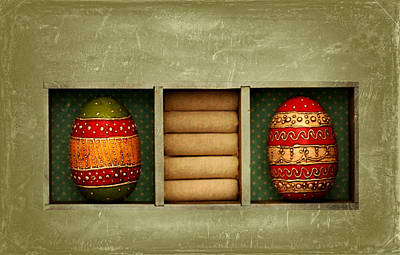 Easter Picture Poster by Heike Hultsch