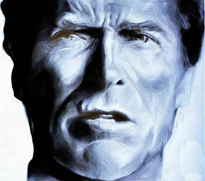 Eastwood #77,nixo Poster by Nicholas Nixo
