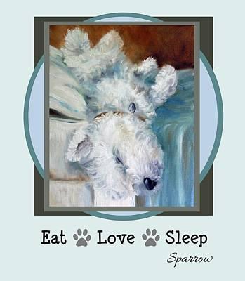 Eat Love Sleep Poster