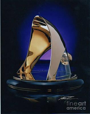 Eaton Quality Award Sculpture  Poster