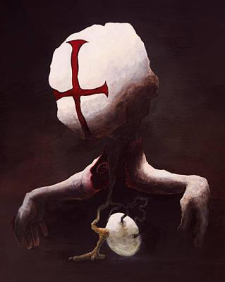 Ecstasy Of The Conquistador Poster