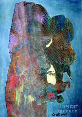 Egoist By Taikan Poster