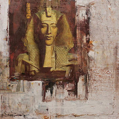 Egyptian Culture 55 Poster by Corporate Art Task Force