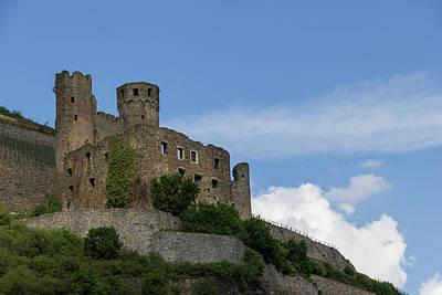 Ehrenfels Castle 08 Poster by Teresa Mucha
