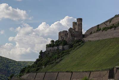 Ehrenfels Castle Poster by Teresa Mucha