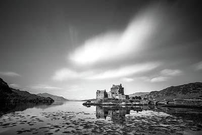 Eilean Donan Castle Poster by Davorin Mance