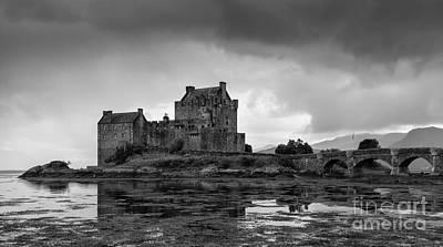 Eilean Donan Castle Poster by Henk Meijer Photography