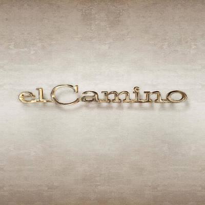 El Camino Emblem Poster
