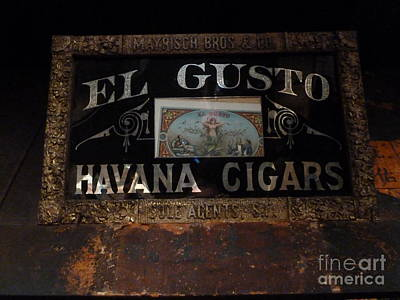 Poster featuring the photograph El Gusto by Newel Hunter