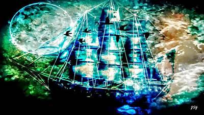 El Velero Or The Sailboat Poster