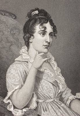 Eleanor Parke Custis Lewis 1779 - 1852 Poster