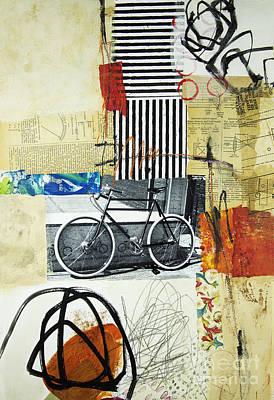 Electra 2 Poster by Elena Nosyreva