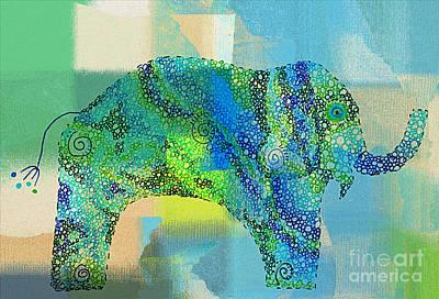 Elefanterie - 01t01a Poster