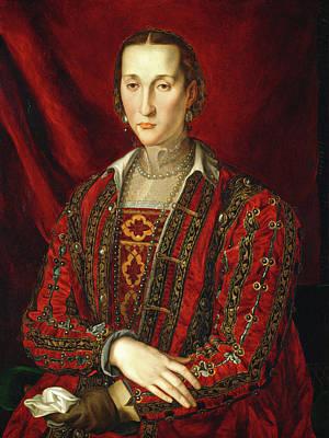 Eleonora Di Toledo Poster by Bronzino