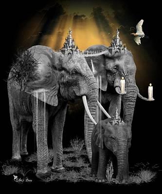 Elephant Kingdom 3 Poster