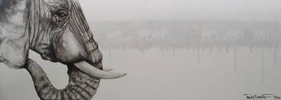 Elephant Tears Poster