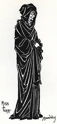 Ellen Terry As Rosamund De Clifford Poster