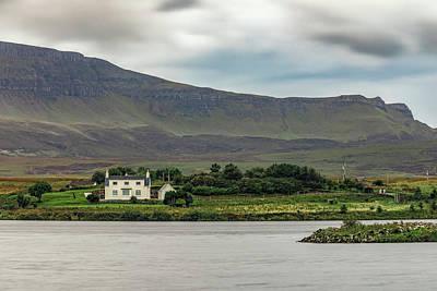 Ellishadder - Isle Of Skye Poster