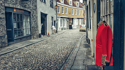 Elm Street Guard Poster