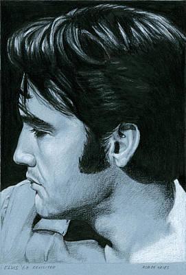 Elvis 68 Revisited Poster