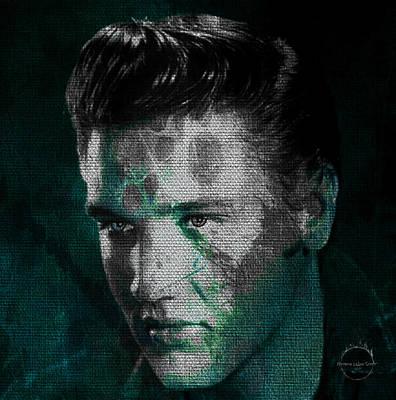 Elvis Presley - Pop Art Poster