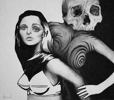 Embrace Poster by Brad Loudon