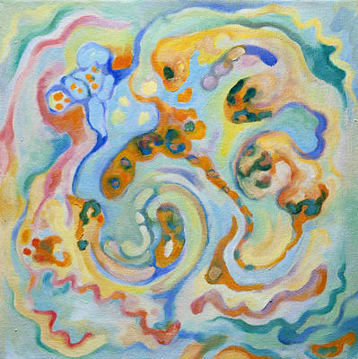 Embryonic Forms 4 Poster