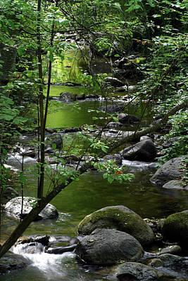 Emerald Pools Poster