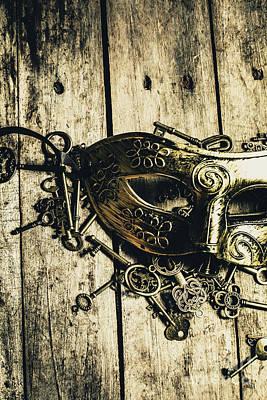Emperors Keys Poster