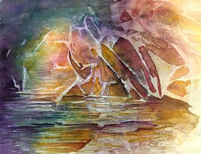 Enchanted Cavern Poster