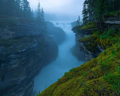 Enchanting Mist Poster