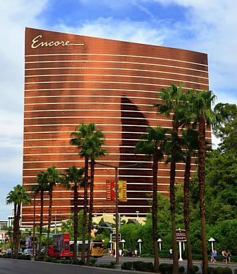 Encore Vegas Poster
