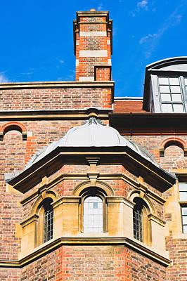 English Architecture Poster