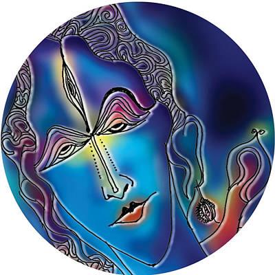 Enlightening Shiva Poster