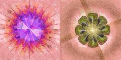 Eolienne Concrete Flower  Id 16165-091716-77920 Poster