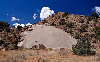 Escalante Mound Poster by Erik Poppke