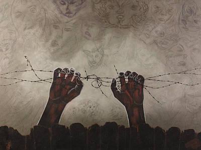 Escape Da Obscuridade Poster
